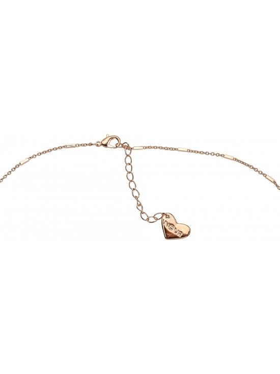 Colier Carolyn cu accesoriu auriu #4