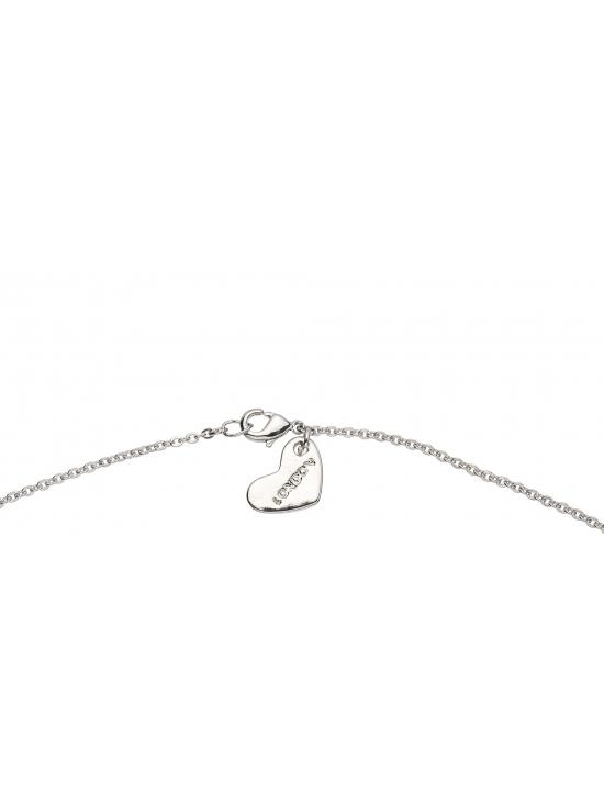 Colier Letizia cu accesoriu argintiu #3