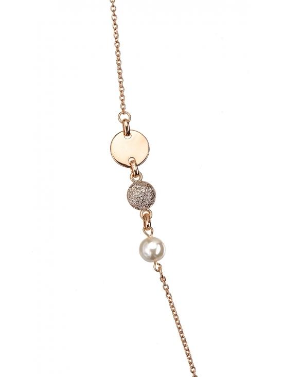 Colier Kate cu accesoriu aramiu #2
