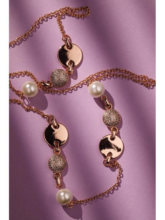 Colier Kate cu accesoriu aramiu #4