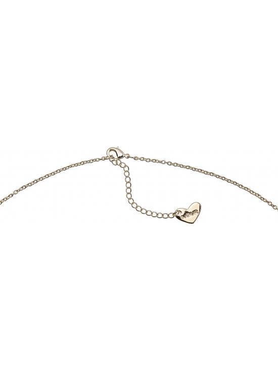 Colier Kate cu accesoriu auriu #3