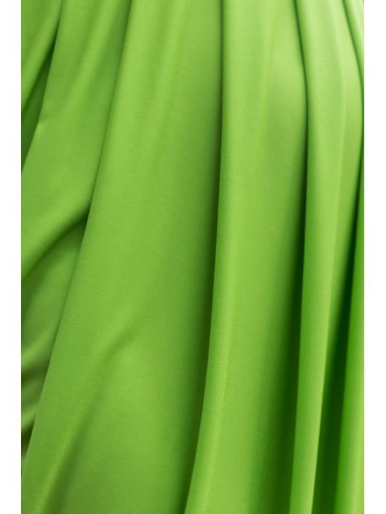 Rochie Annie midi verde #4