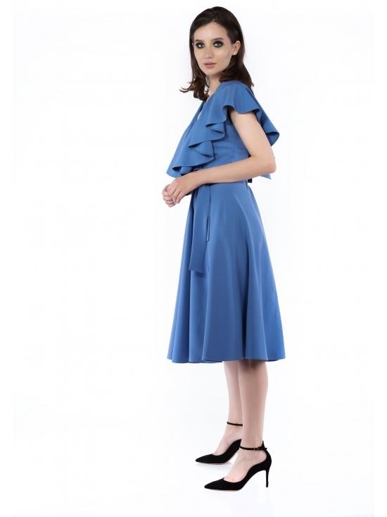 Rochie Arandis albastra #2