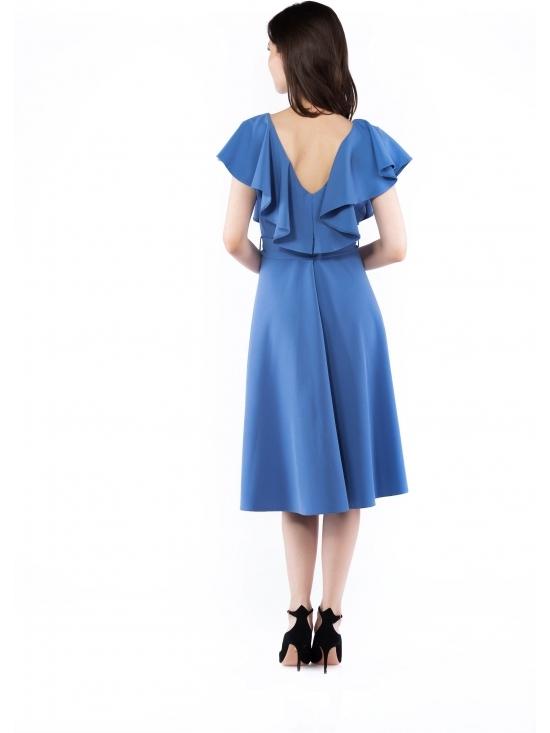 Rochie Arandis albastra #3