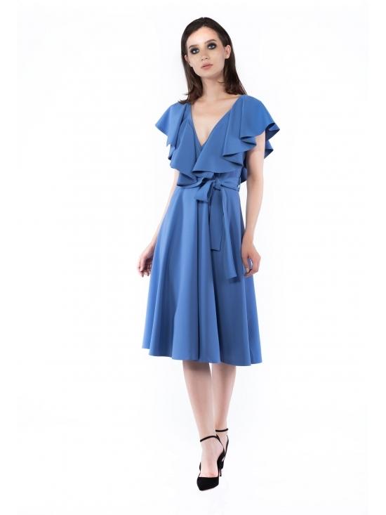 Rochie Arandis albastra