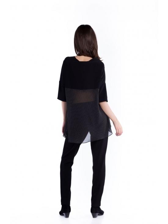 Bluza Etta neagra #3