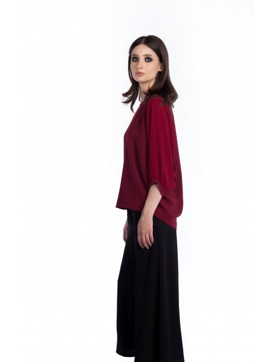 Bluza Lisa grena #2