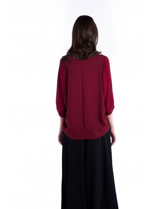 Bluza Lisa grena #3
