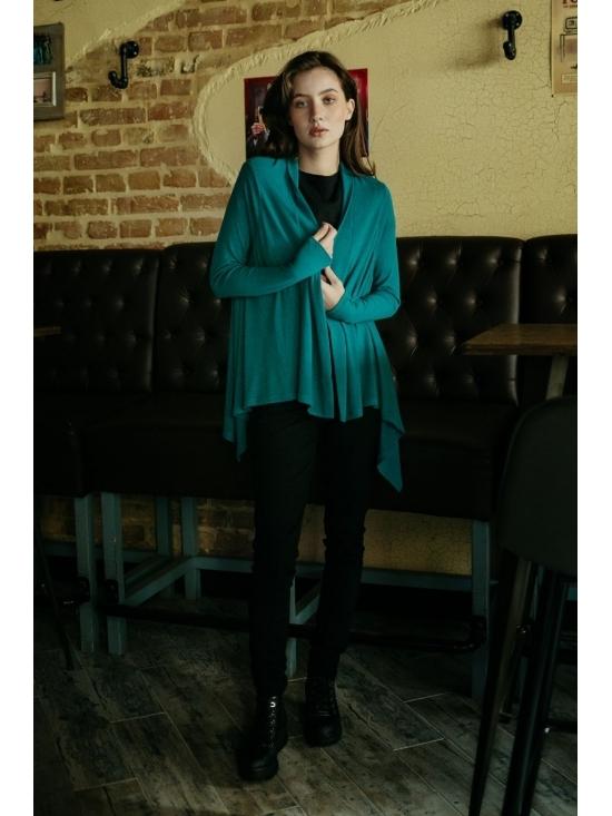 Pulover Karenina din vascoza tricotata