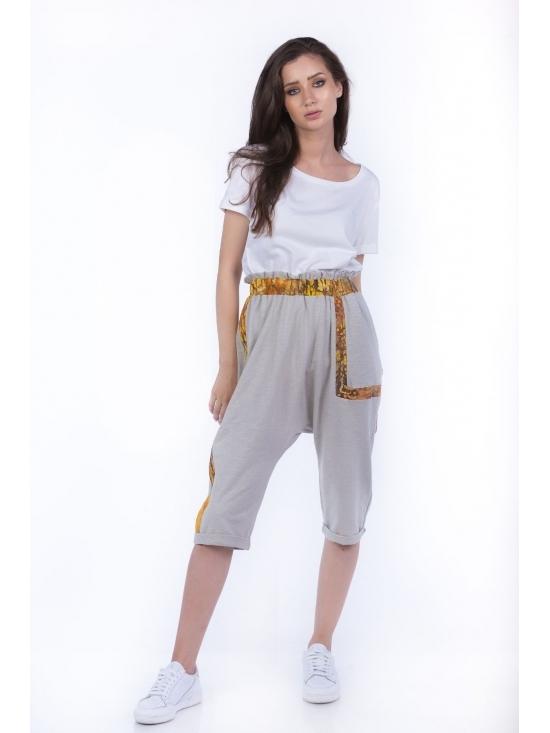 Pantalon sport Sultana scurt