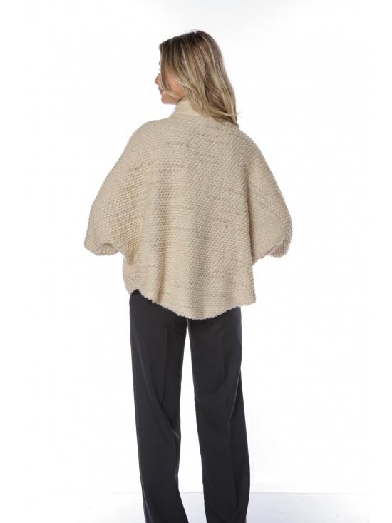 Jacheta Mary-Ann din jacquard de lana cu lurex #3