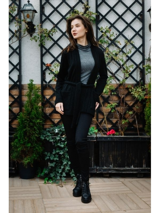 Pulover Karina negru #2