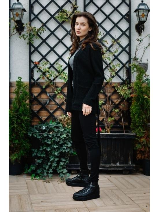 Pulover Karina negru #3