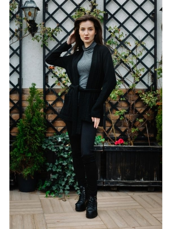 Pulover Karina negru