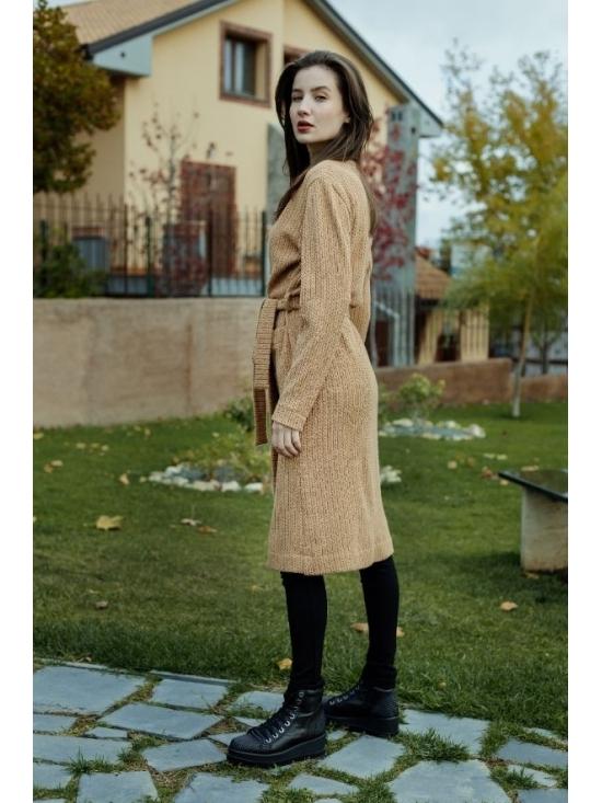 Pulover Amelia caramel #4