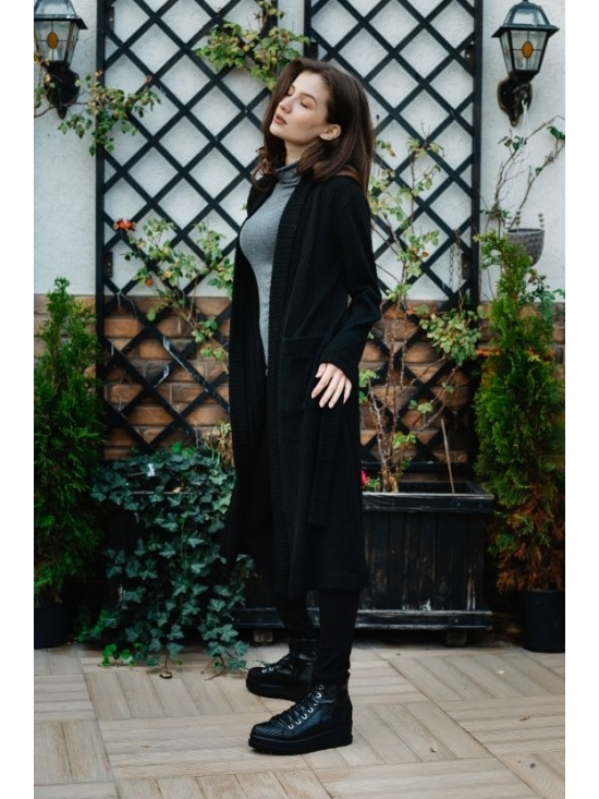 Pulover Amelia negru #2