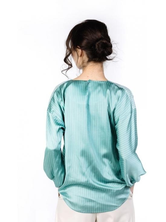 Bluza Odessa vernil din vascoza 100% #3