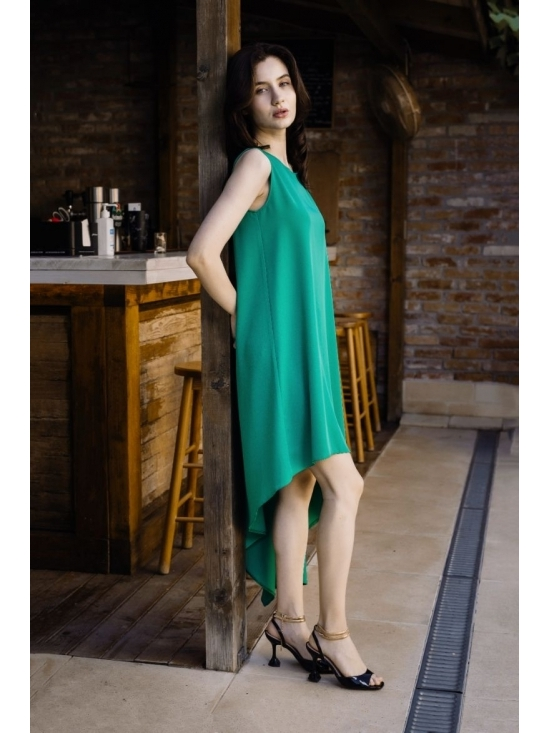 Rochie Summer Fling verde #3