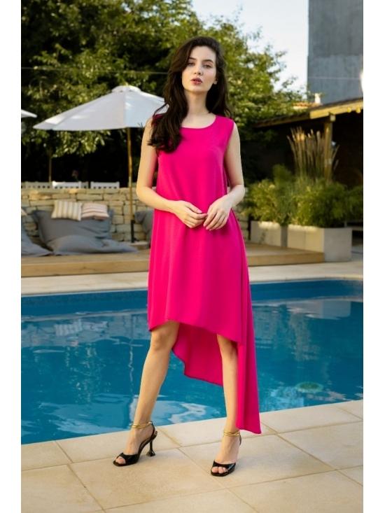 Rochie Summer Fling roz intens #4