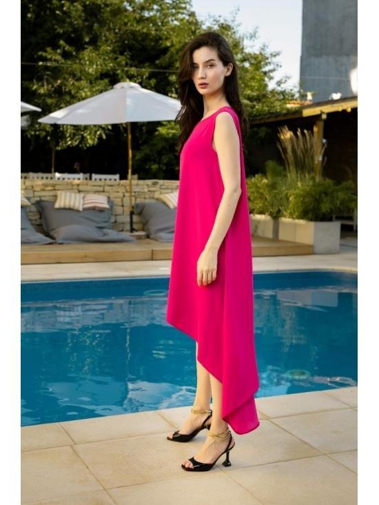 Rochie Summer Fling roz intens #6