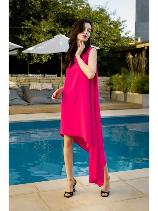 Rochie Summer Fling roz intens #7