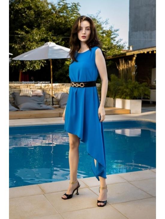 Rochie Summer Fling albastru electric #2