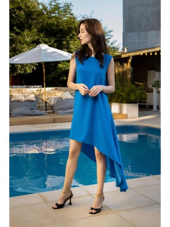 Rochie Summer Fling albastru electric #7