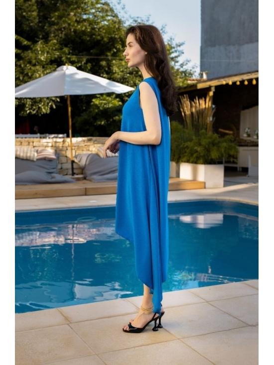 Rochie Summer Fling albastru electric #9