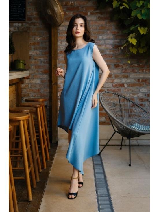 Rochie Summer Fling bleu ciel #4